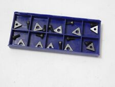 10 Carbide Inserts Brake Lathe Bits for Pro Cut - 50-701