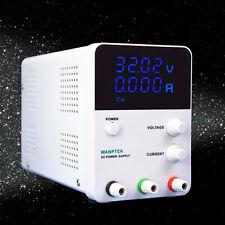 0-10A 0-30V Labornetzgerät  Trafo Regelbar Stabilisiert DC-Netzteil power supply