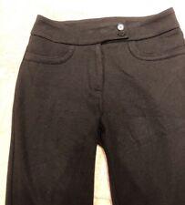Regatta Black Pants, Straight Leg, Size 10, New. Without Tags