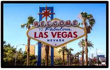 Las Vegas, USA - souvenir gadget CALAMITA FRIGO - REGALI/BANDIERE/NATALE - NUOVO