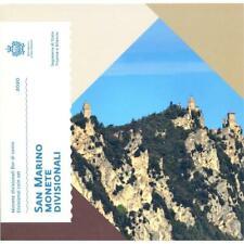 Série Euro San Marino 2020 Divisionnaire