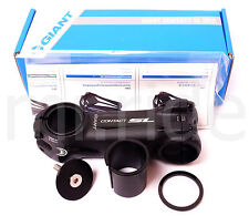 """GIANT Contact OD2 Stem 100mm OverDrive 2 Black/white Compatible 1-1/4"""" or 1-1/8"""""""