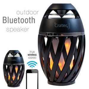 Orava Crater 5 Portable Bluetooth Speaker schwarz splashproof
