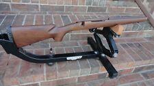 Remington 700 L/A HERITAGE BDL SPS SATIN WALNUT AIR RECOIL PAD & STUDS 985
