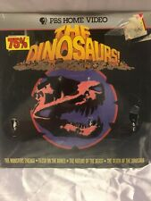Dinosaurs - Complete Set (Laserdisc)