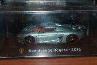 KOENIGSEGG - REGERA - 2016 - SCALA 1/43