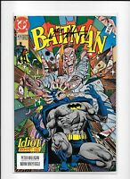 Batman #473 THE IDIOT! - Signed by Norm Breyfogle  ~ more listed NM