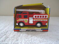 "Soma Mighty Wheels Fire Truck "" NOS ? "" GREAT COLLECTABLE ITEM """