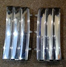 Chrome Triple side vent Assemblies Range Rover L322 02+