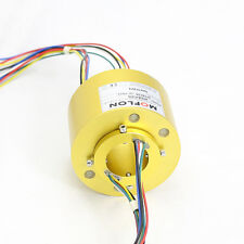 "MT3899 SLIP RINGS WITH BORE SIZE 38.1mm(1.5""),6 wires/10A each,MOFLON slip ring"