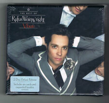 RUFUS WAINWRIGHT - VIBRATE - THE BEST OF - COFFRET DELUXE EDITION - NEUF NEW NEU