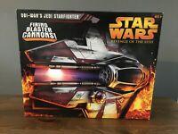 Star Wars Revenge of the Sith Obi Wan Kenobi's Jedi Starfighter Hasbro 2006
