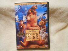 DISNEY Brother Bear (DVD, 2004, 2-Disc) **MINT CONDITION** **GENUINE**