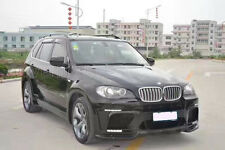 BMW X5 E70 06+ Complete Body Kit Upgrade Conversion HM Central Exhaust Style