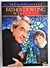BRAND NEW Father Dowling Mysteries:First Season 1989 DVD Box Set Tom Bosley R1