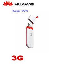 Unlocked New Huawei Vadafone K4203 3G USB Modem 21.6 Mbps HSPA+Mobile Broadband