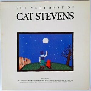 "CAT STEVENS - THE VERY BEST OF CAT STEVENS - 12"" VINYL LP"