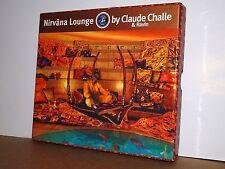 artisti vari NIRVANA LOUNGE by Cloude Challe & Ravin Box 2CD PARI AL NUOVO