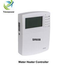 Régulateur de chauffe-eau solaire SR658 Collecteur de réservoir de chaleur