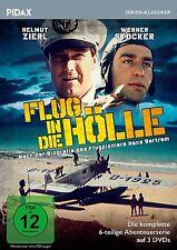 Flug in die Hölle * DVD Abenteuerserie mit Helmut Zierl Werner Stocker Pidax Neu