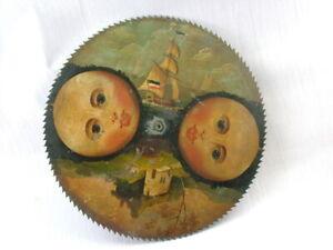 Antique Grandfather Clock/ Long case Clock.