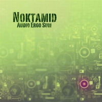 NOKTAMID = Audio Ergo Sum = CD = PROGRESSIVE TRANCE !!