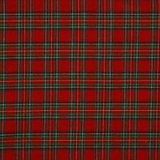 ROYAL STEWART TARTAN pocket square Check Scottish Scotland BURNS Night Gift