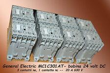 TELERUTTORE GENERAL ELECTRIC (PZ.1) -  MC1C301AT