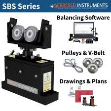 Balancing Machine 300 Kg Soft Bearing Suspension Erbessd Instruments Sbs300