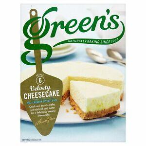 Greens Velvety Cheesecake Mix - 3 x 259gm