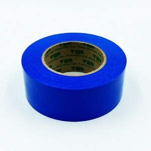 """Roll of 2"""" x 108' Preservation Tape - Blue - MSW-712B"""