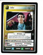 STAR TREK CCG First Contact  SOLKAR