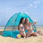 Beach Sun Shade Shelter Tent Camping Hiking Canopies Garden Picnic UV+