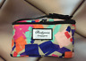 Shoshanna for Elizabeth Arden Makeup Cosmetics Bag with top handle, Brand NEW!!