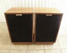 KLIPSCH Heresy II 2 Floorstanding Speakers Pair Heritage Series PICKUP ONLY AZ