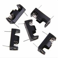 5x1/2AA 14250 Battery Storage Clip Box Case Holder 3.6V With PCB Pin Solder T6N2