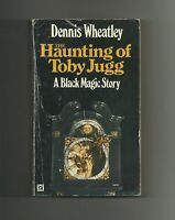 The Haunting of Toby Jugg by Dennis Wheatley (Arrow Paperback 1973)