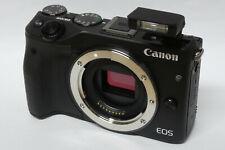 Canon EOS M3 Gehäuse / Body gebraucht M 3