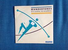 The Undertones-It's going to happen 7 inch vinyl single