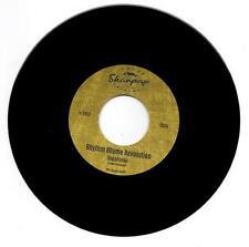 """RHYTHM RHYME REVOLUTION Superfunki / (Version) NEW FUNK 45 (SHARPEYE) 7"""" Vinyl"""