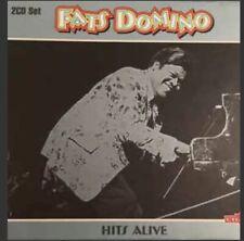Fats Domino – Hits Alive 2CD BOX SET / Like New ( New)