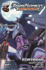 Transformers Armada SC TP Volume 2 Fortress  New OOP Dreamwave