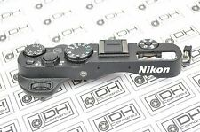 Nikon Coolpix P7700 Top Cover Shutter Mode Dial Replacement Repair Part DH4847