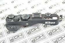 Nikon Coolpix P7700 Top Cover Shutter Mode Dial  Repair Part DH4847