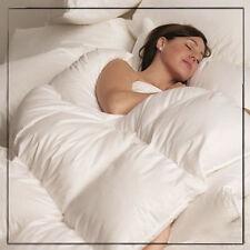 Couettes lavable en machine pour le lit en 100% coton