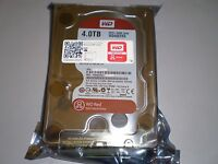 "Western Digital Red WD40EFRX 4TB SATAIII 6.0Gb/s 64MB 3.5"" internal Hard Drive"