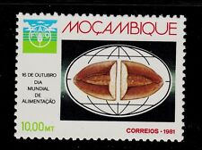 Mozambique Scott# 781 Mnh Fao Topical
