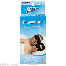 Mack's Dreamweaver Sleep Mask (FREE UK P&P)