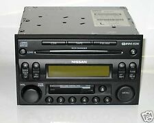 NISSAN XTRAIL RADIO REPAIR SERVICE