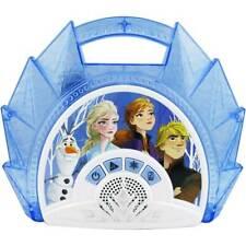 eKids Frozen 2 Sing Along Boombox Karaoke System with Microphone Fr-115.Emv9M